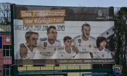 Fußballcamp der Königlichen beim Laager SV 03