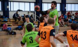 Bezirkspokal Männer - Laager SV 03 Handball Männer