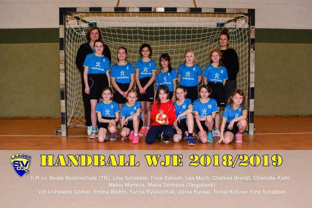 Laager SV 03 wJF - 2018/2019