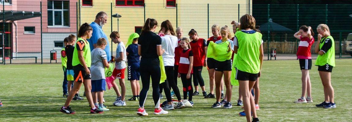 Saisonstart Handball