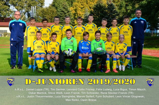 Laager SV 03 D - 2019/2020