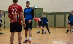 20.10.2019 Laager SV 03 Handball Männer - SV Warnemünde IV