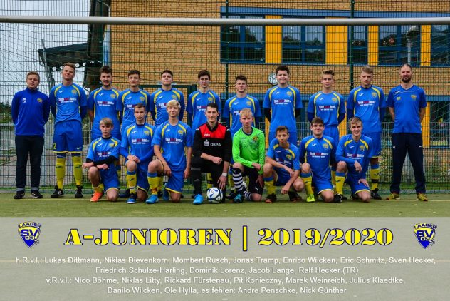 Laager SV 03 A - 2019/2020
