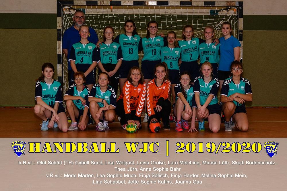 Laager SV 03 wJC 2019/2020