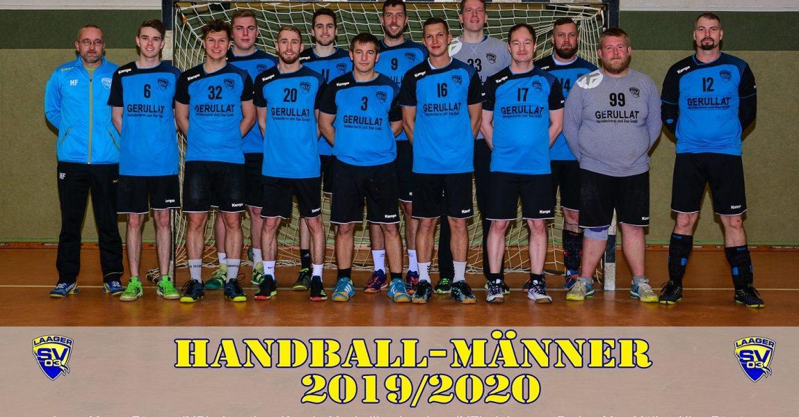 Saison 2019/2020 Männer