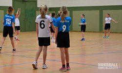 Laager SV 03 wJE - SV Pädagogik Rostock