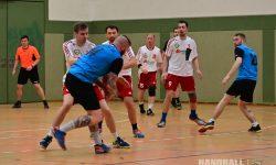 20191208 Laager SV 03 Handball Männer - Schwaaner SV