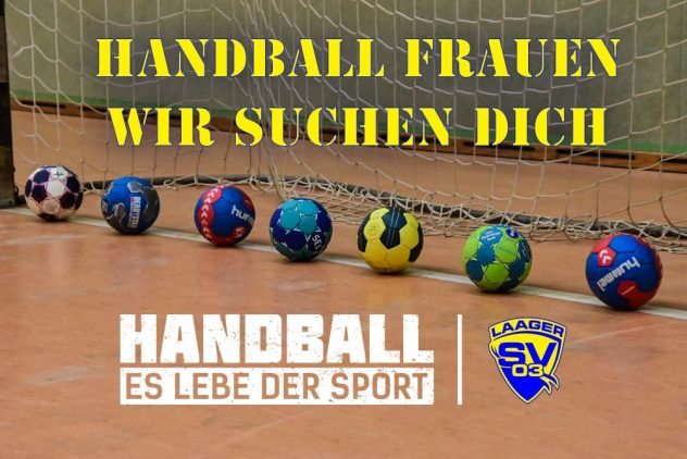 Frauenhandball in Laage