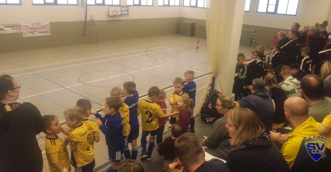 G-Junioren Hallenturnier der SG Sternberg/Brüel