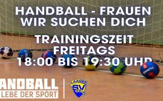 Frauen-Handball in Laage?