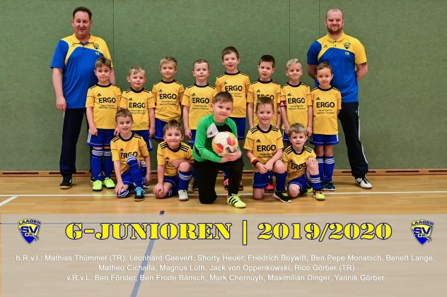 Laager SV 03 G - 2019/2020