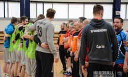 SV Warnemünde IV - Laager SV 03 Handball Männer
