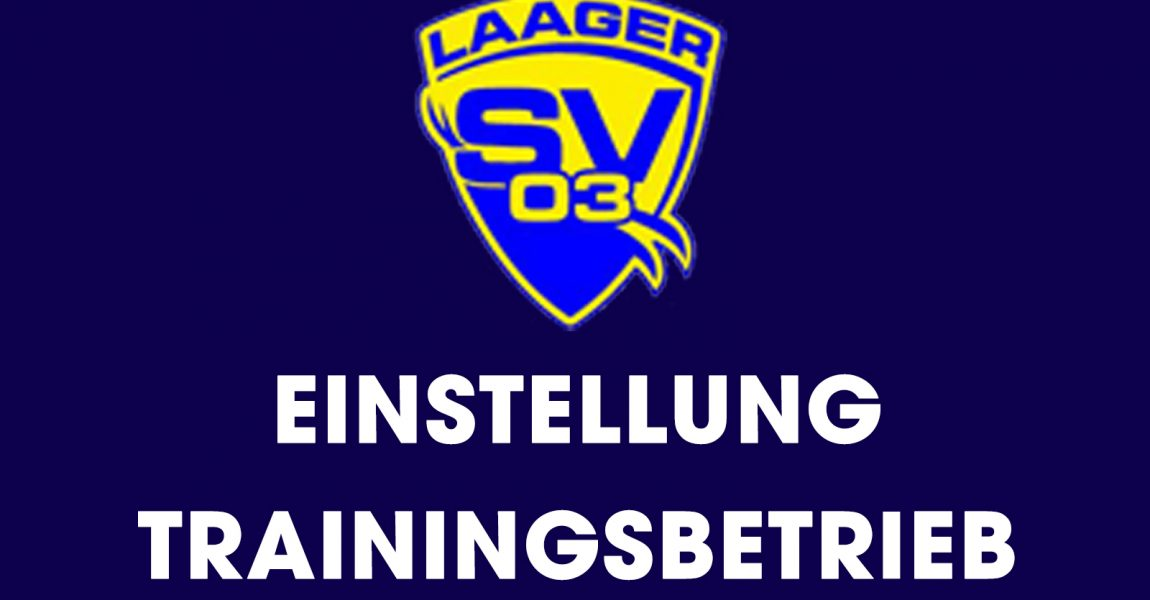 #Update Einstellung Trainingsbetrieb