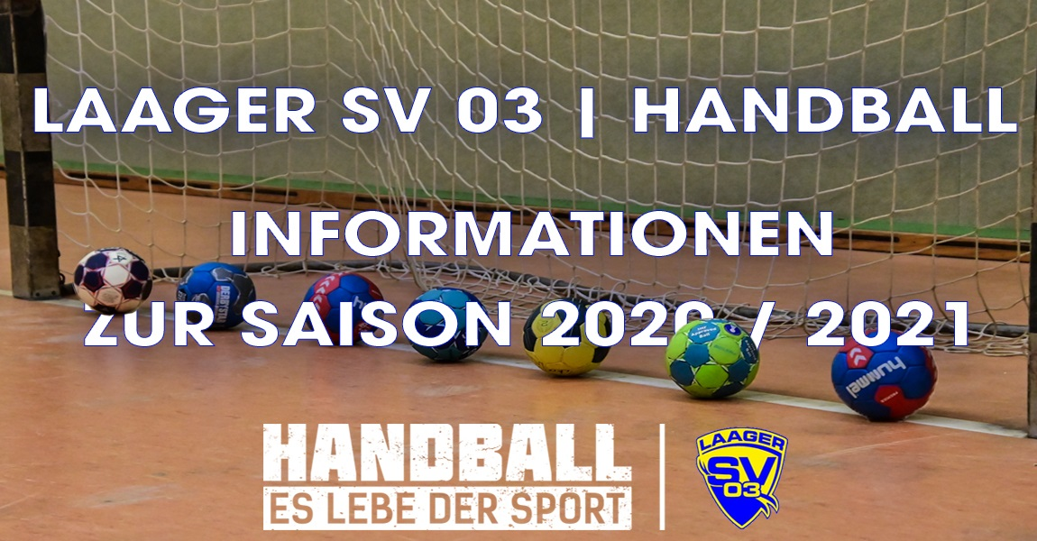 Saison 2020/2021 | Handball