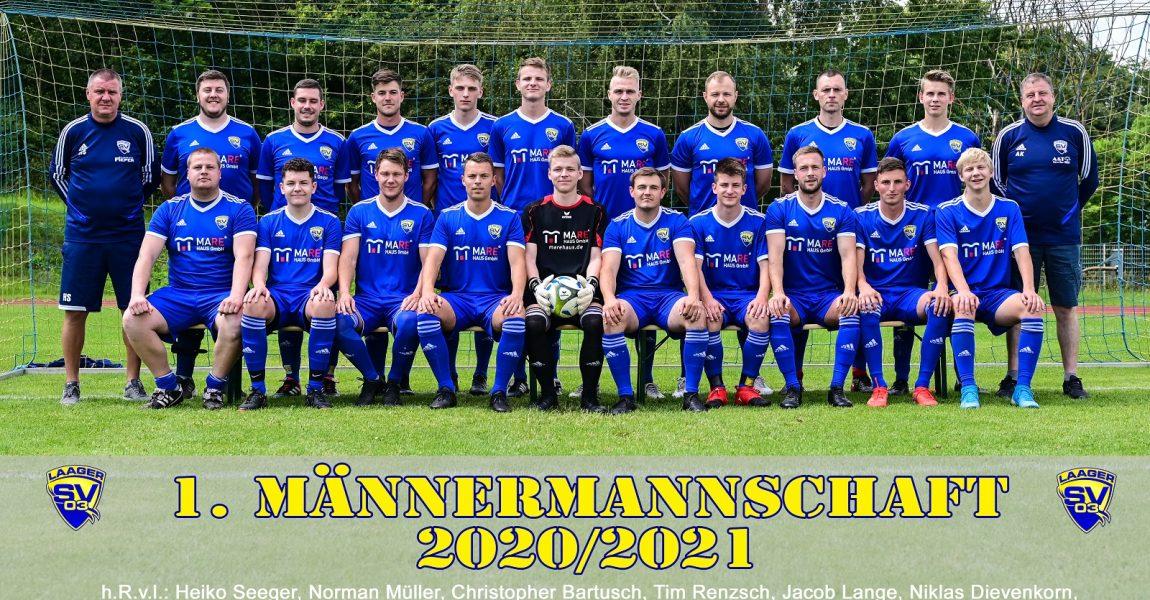 Laager SV 03 : TSV Graal Müritz 2 : 4 (1 : 3)