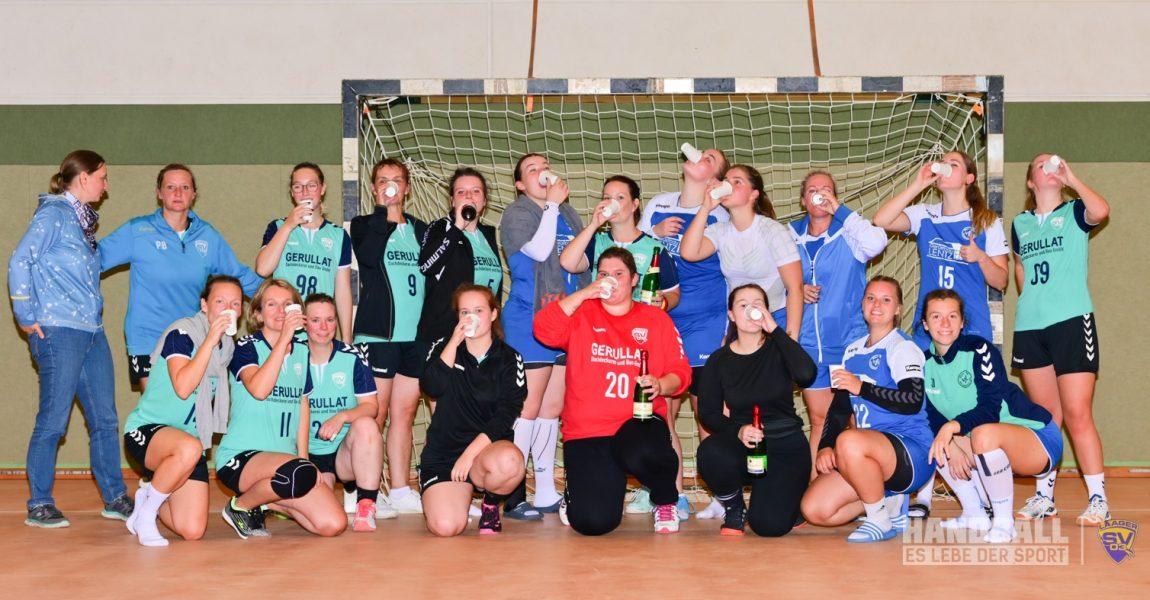 Laager SV 03 Frauen – VfL Blau Weiß Neukloster