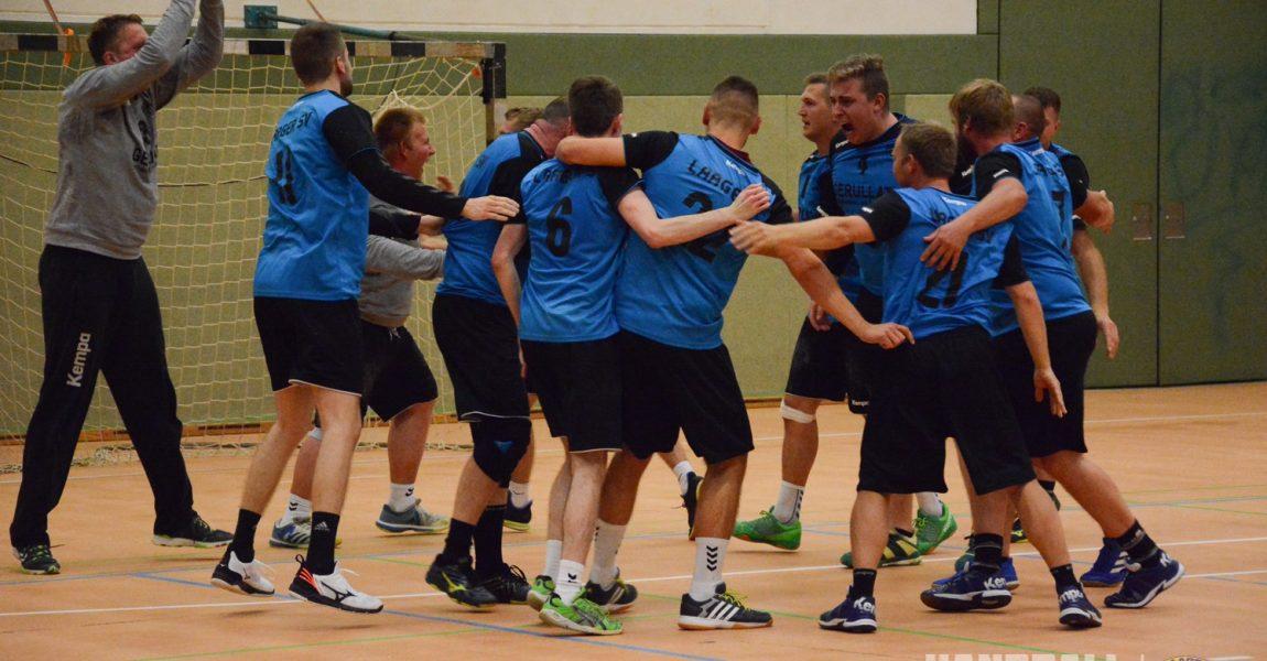 Laager SV 03 Männer – HC Empor Rostock III 20:19 (12:6)