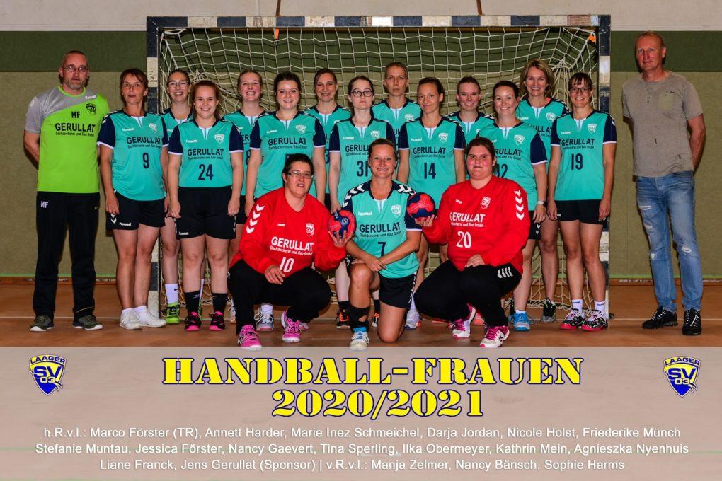 Laager SV 03 Handball Frauen