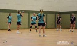 Laager SV 03 Frauen - Ribnitzer HV