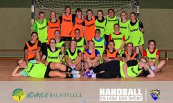 Laager SV 03 Handball Frauen - Bühner