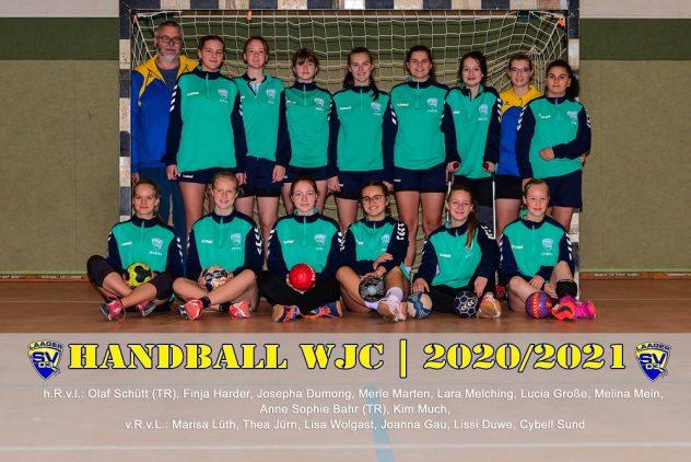 Laager SV 03 wJC 2020-2021