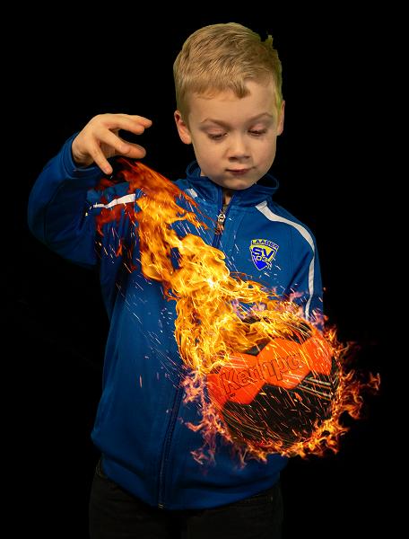 Wir brennen für den Handball