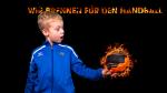Handballer in der Zwangspause