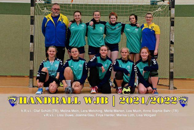 Laager SV 03 wJB 2021/2022